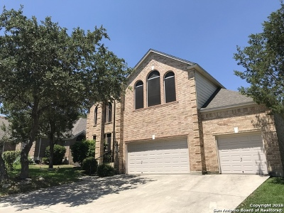 Schertz Single Family Home For Sale: 3901 Arroyo Seco
