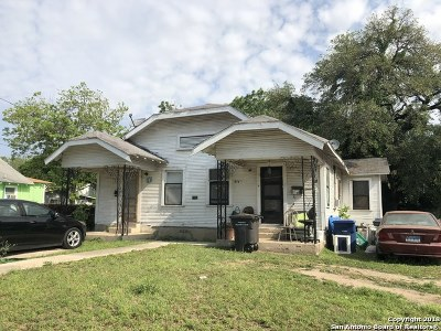 San Antonio Multi Family Home For Sale: 2107 Iowa St