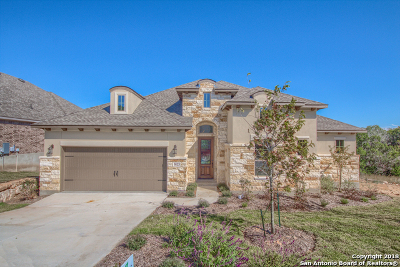 Bexar County Single Family Home Price Change: 3823 Monteverde Way