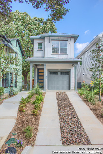 Mahncke Park Single Family Home For Sale: 329 Claremont