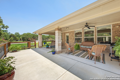 Spring Branch Single Family Home For Sale: 1163 Stirrup Drive