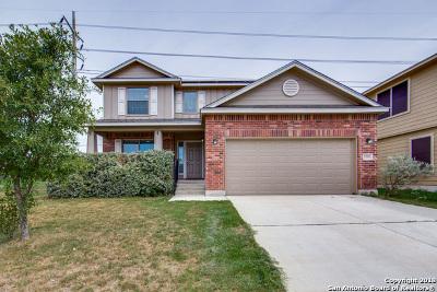 Converse Single Family Home Price Change: 7707 Redstone Manor