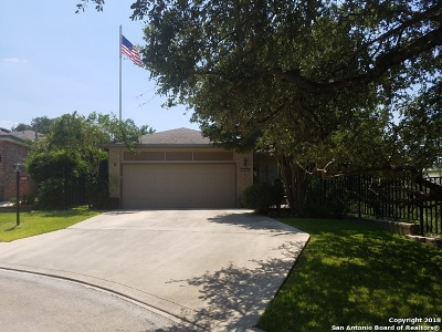 New Braunfels TX Single Family Home Back on Market: $270,000