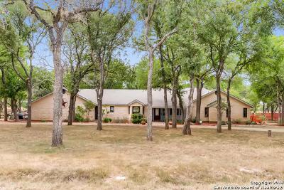 Bulverde Single Family Home For Sale: 31474 Sunlight Dr
