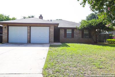 San Antonio Single Family Home For Sale: 6114 Ridge Arbor St