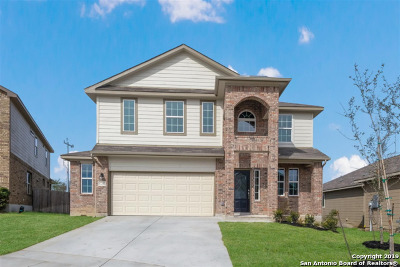 Schertz Single Family Home For Sale: 12209 Forbach Dr.