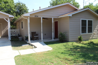 Guadalupe County Single Family Home Price Change: 824 E New Braunfels St