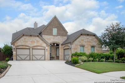 Schertz Single Family Home Price Change: 10505 Pecan Br