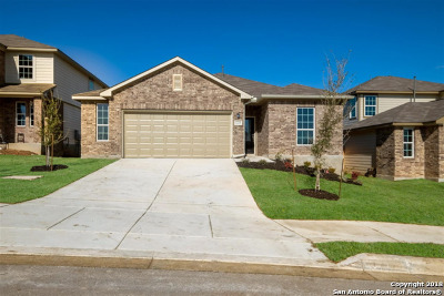 Schertz Single Family Home Price Change: 12215 Forbach Dr