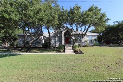 Timberwood Park Single Family Home For Sale: 637 Solo St