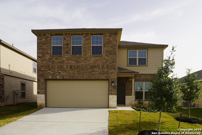 Converse Single Family Home For Sale: 10511 Penelope Way