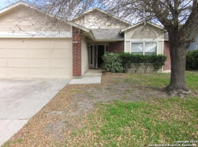 Single Family Home For Sale: 7947 Wayword Trail