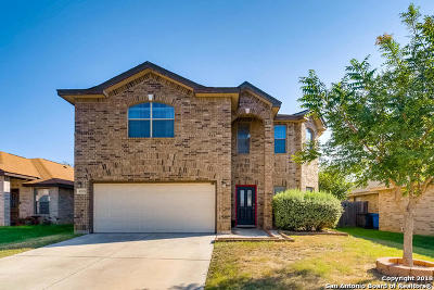 Helotes Single Family Home For Sale: 10003 Amberg Path