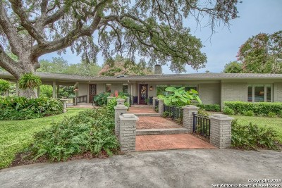 Hondo Single Family Home For Sale: 908 28th St