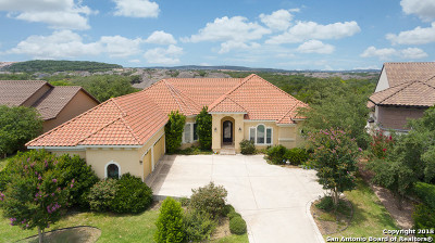 San Antonio Single Family Home For Sale: 17815 Wild Basin