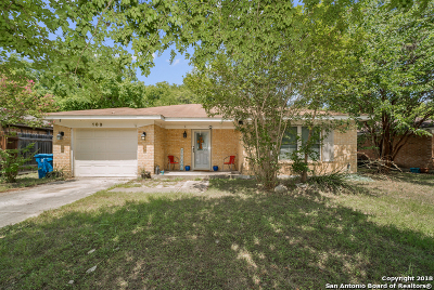 Cibolo Single Family Home For Sale: 109 Apache Circle