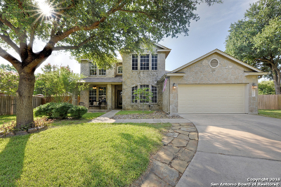 Helotes Single Family Home Active RFR: 12703 Holly Cedar
