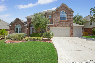 Alamo Ranch Single Family Home For Sale: 11930 Coleto Creek