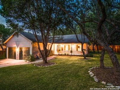 Timberwood Park Single Family Home Active RFR: 26224 S Glenrose Rd