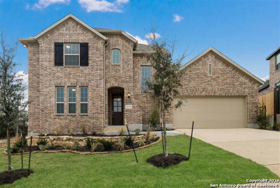 Johnson Ranch, Johnson Ranch - Comal Single Family Home For Sale: 32117 Mustang Hill