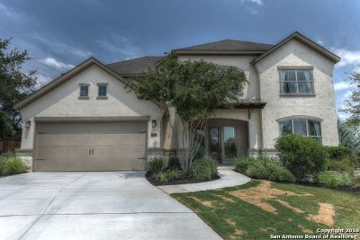 San Antonio Single Family Home Active RFR: 28610 Tristant Ridge