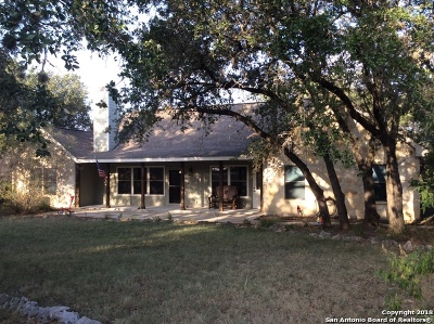 Spring Branch Single Family Home For Sale: 931 Cypress Pass Rd