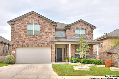 Boerne Single Family Home For Sale: 8314 Hydrangea Path