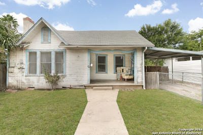 Single Family Home For Sale: 741 E Myrtle St