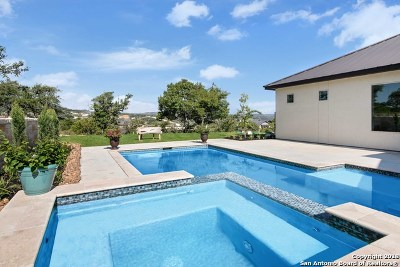 San Antonio Single Family Home Back on Market: 10112 Basilone Ridge