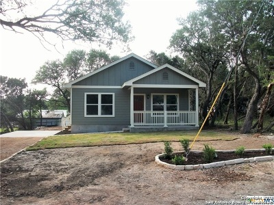 Spring Branch Single Family Home For Sale: 731 Cimarron