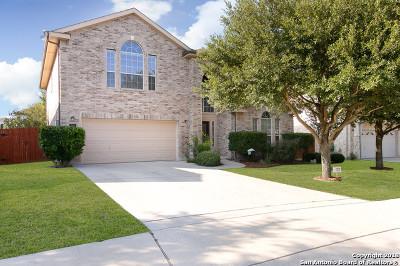 Schertz Single Family Home For Sale: 586 Secretariat Dr