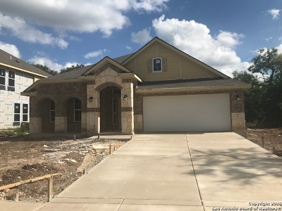 Schertz Single Family Home For Sale: 11518 Hansons Forest