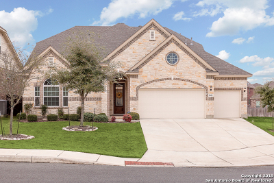 Bexar County Single Family Home Back on Market: 12415 Alstroemeria