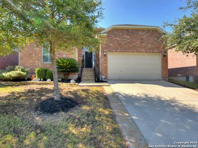 San Antonio Single Family Home For Sale: 16211 Shooting Star