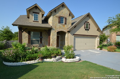 Schertz TX Single Family Home Price Change: $370,000