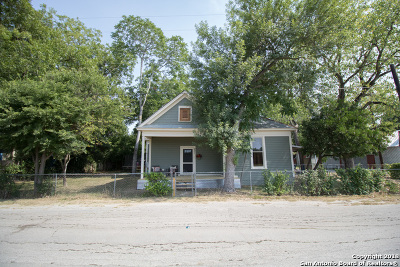 Cibolo Single Family Home Active Option: 201 Rawe Ave