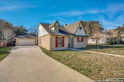 Boerne Single Family Home Active Option: 134 Oak Grove Dr