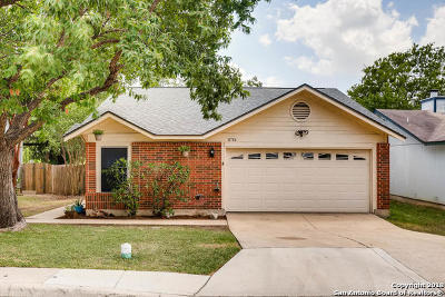 San Antonio Single Family Home Back on Market: 8786 Ridge Mile Dr