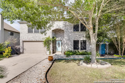 Schertz Single Family Home For Sale: 3213 Emerson Pass