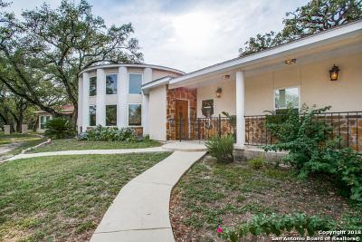 San Antonio Single Family Home Back on Market: 7707 Deer Ln