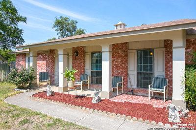 Universal City Single Family Home Back on Market: 174 Barbara Bend