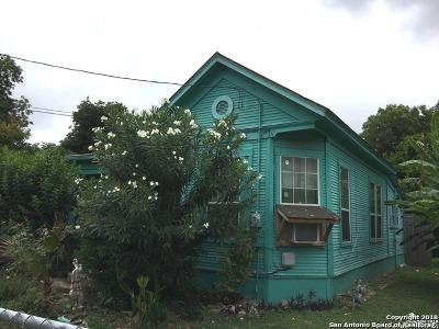 San Antonio Single Family Home Price Change: 116 Rehmann St