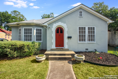 San Antonio Single Family Home Back on Market: 441 Donaldson Ave