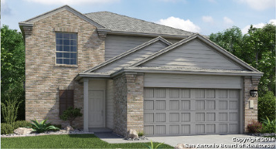 Bexar County Single Family Home Back on Market: 6039 Travis Summit