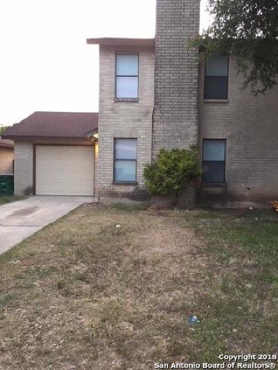San Antonio TX Single Family Home Back on Market: $93,000