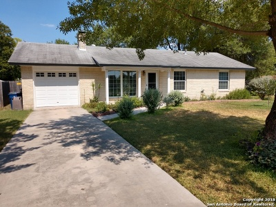 Kirby Single Family Home New: 3414 Vinecrest Dr