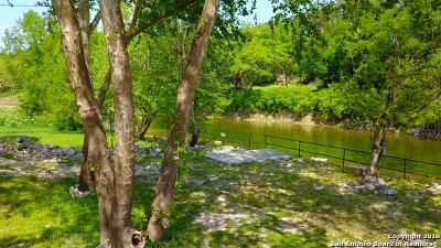 Comal County Residential Lots & Land For Sale: 7470 River Rd