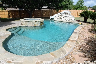 Cibolo Single Family Home Back on Market: 108 Bayberry Ln