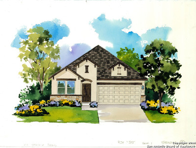Single Family Home For Sale: 6723 Freedom Hills