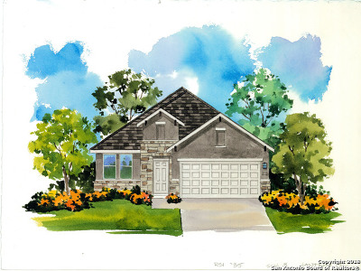 Single Family Home For Sale: 6610 Freedom Ridge